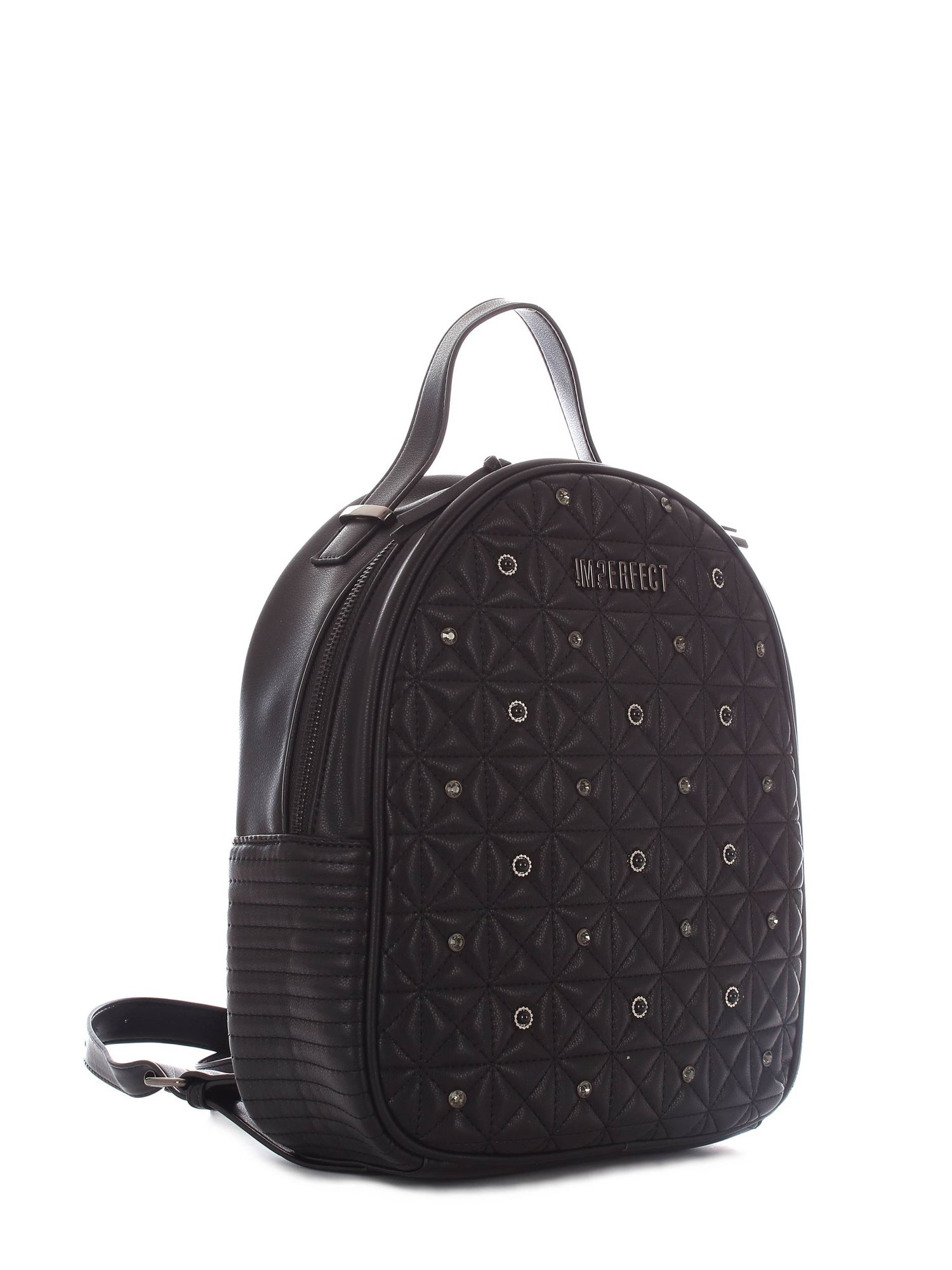 d692fc8981 Backpack Imperfect Woman - Black - Buy Backpack On line on Gruppo ...