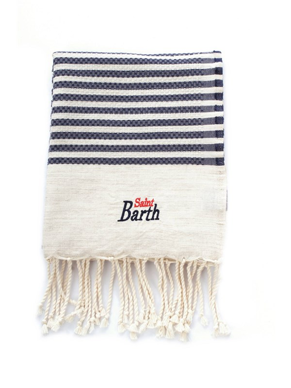 Mc2 Saint Barth Beach towel FOUTAS Unisex