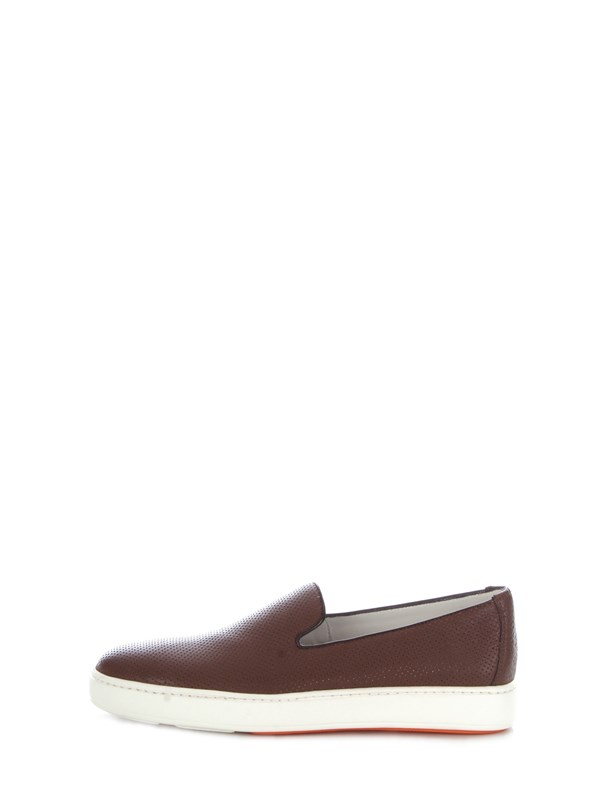 Santoni Slip-on MBCN20439BA6CFOSS40 Uomo