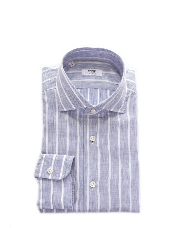 Barba Shirt K1U13H531901R Man