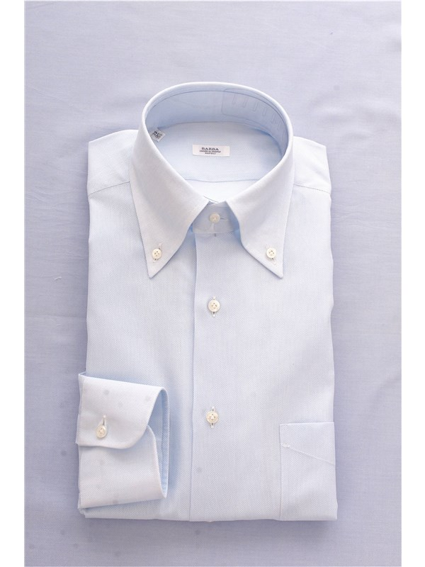 Barba Shirt A2U322538202U Man