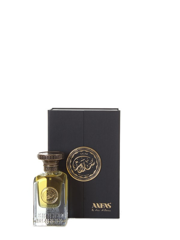 Anfas Perfume SALAM Beauty And Body Care