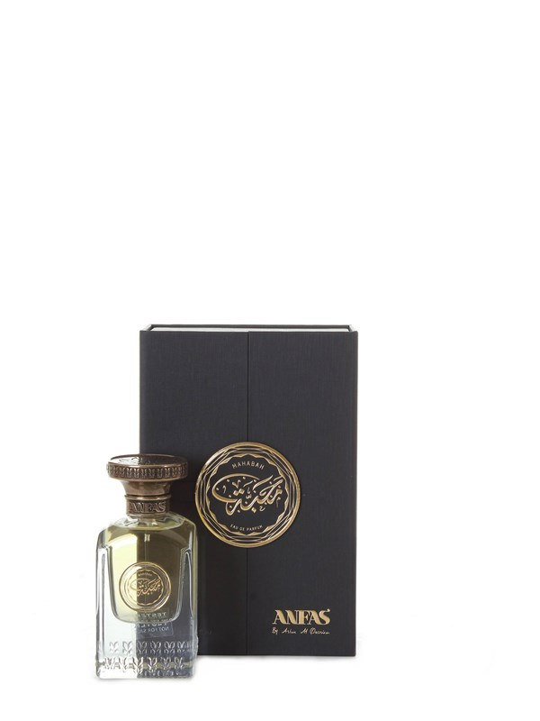 Anfas Perfume MAHABA Beauty And Body Care