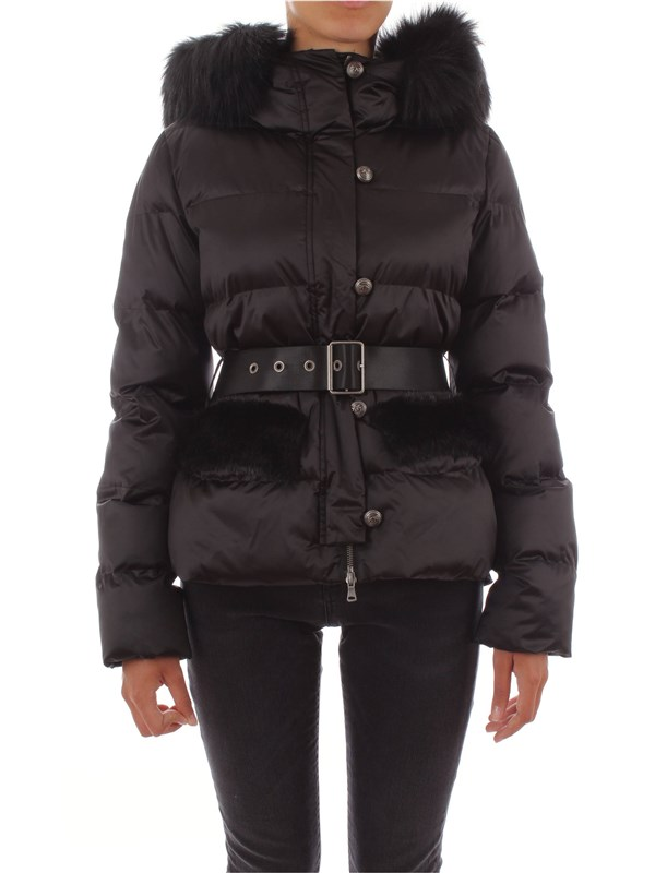 Pinko Padded jacket 1G13KA-Y4Q4 Woman
