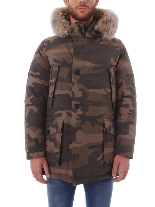 Woolrich Parka WOCPS2679 Uomo