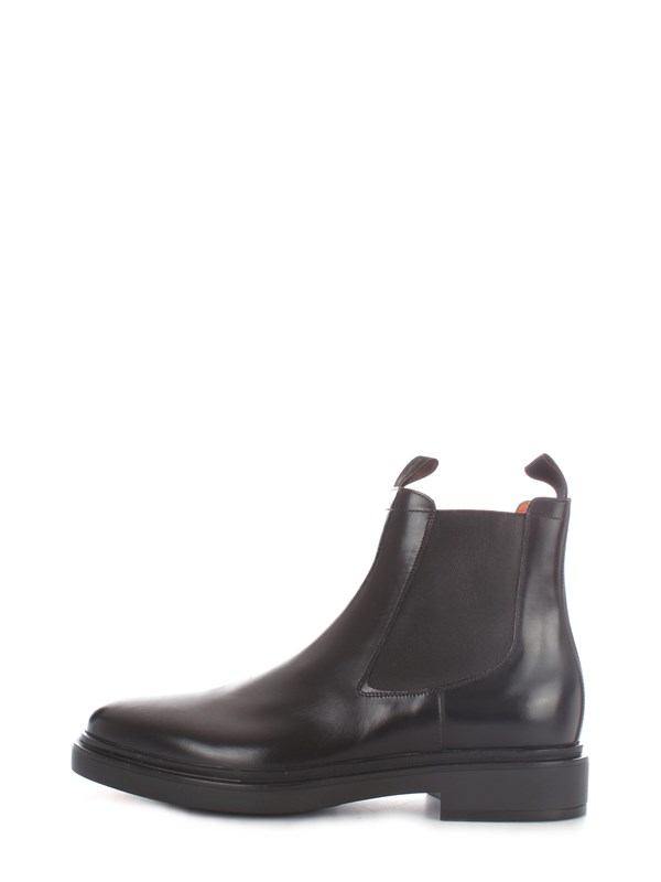 Santoni Ankle boot MGWB10027NERIOLCN01 Man