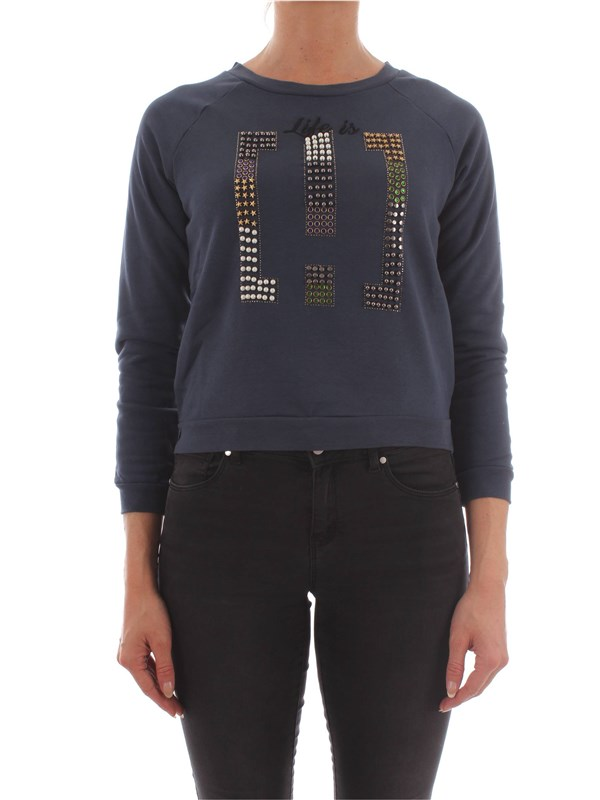 Imperfect Sweater IW18W27FG Woman