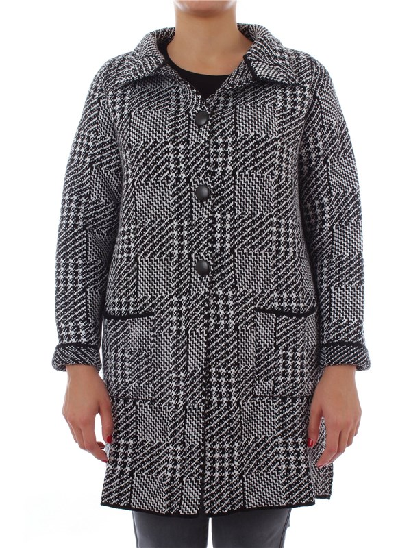 Gaia Life Overcoat GN1115 02776 Woman