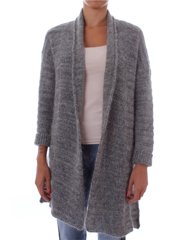 Manila Grace Cardigan M573WU Woman