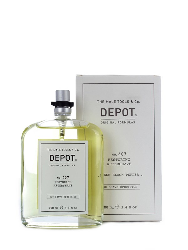 Depot Aftershave MRAS 015 Beauty And Body Care
