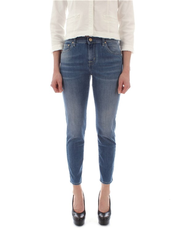 Jacob Cohen Jeans KIMBERLY STRAIGHT 00907 W2 Woman
