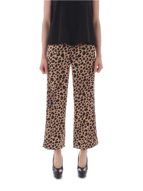 Marella Trousers 31312991 Woman