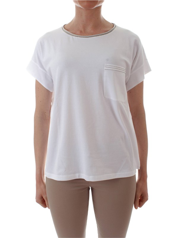 Peserico T-shirt S06654J0 Woman