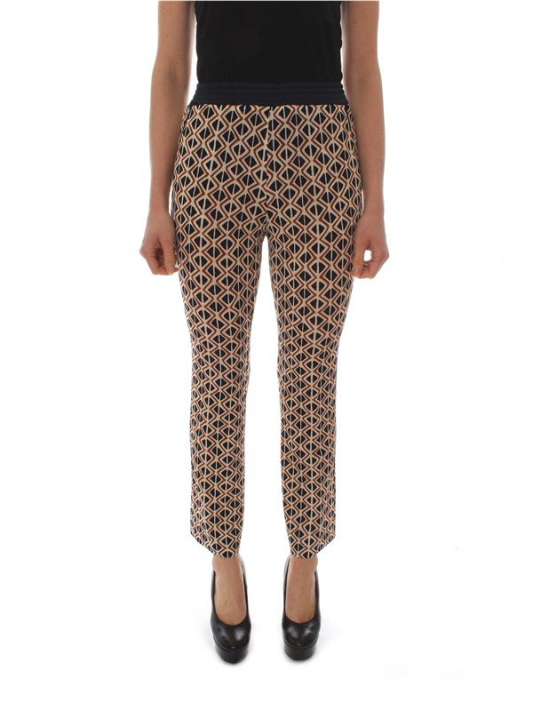 Via Masini 80 Trousers M694MQ Woman