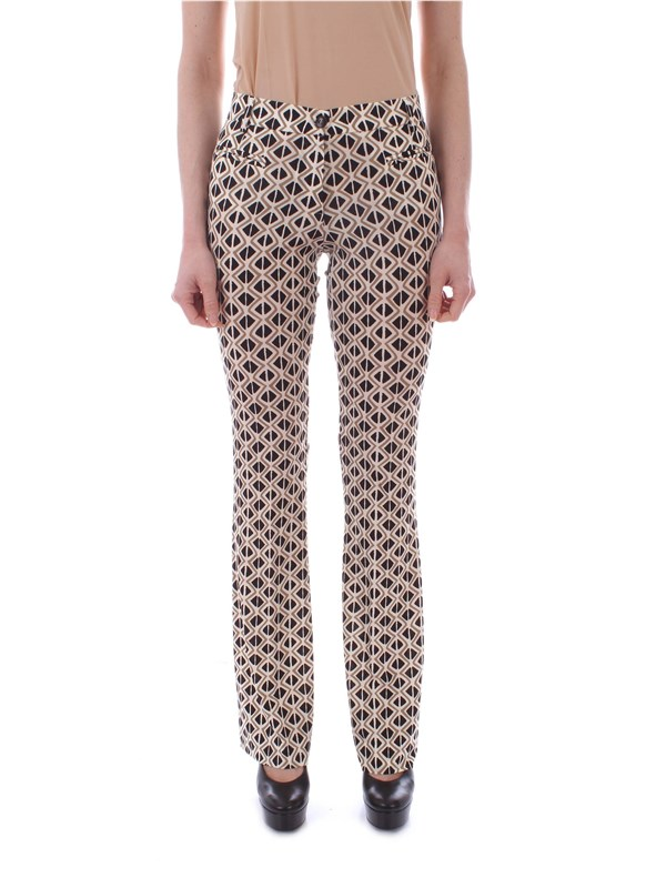 Via Masini 80 Trousers M602MQ Woman