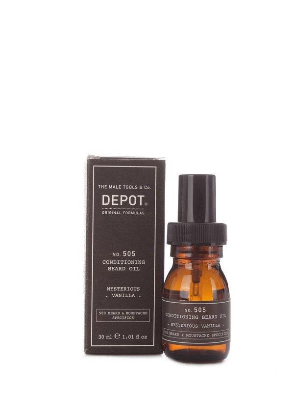 Depot Oil BEARD OIL 505 Beauty And Body Care