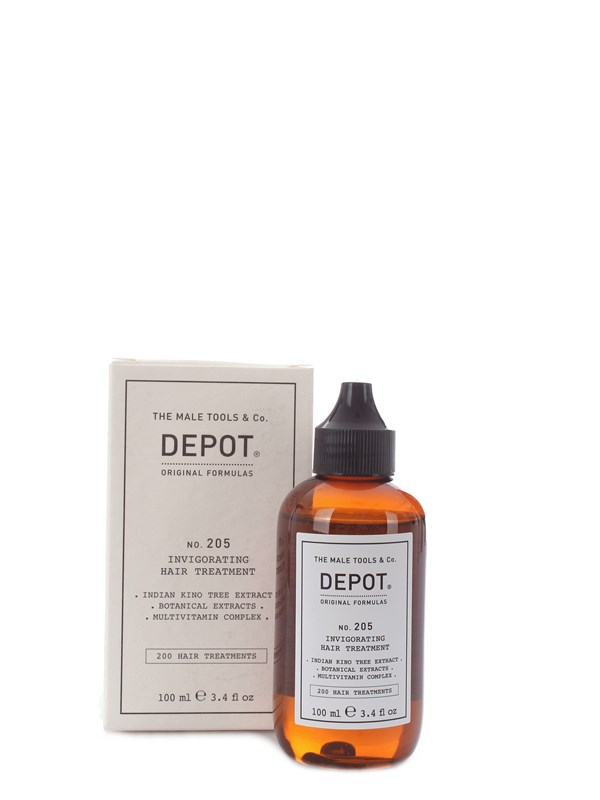 Depot  HAIR TREATMENT 205 Beauty And Body Care