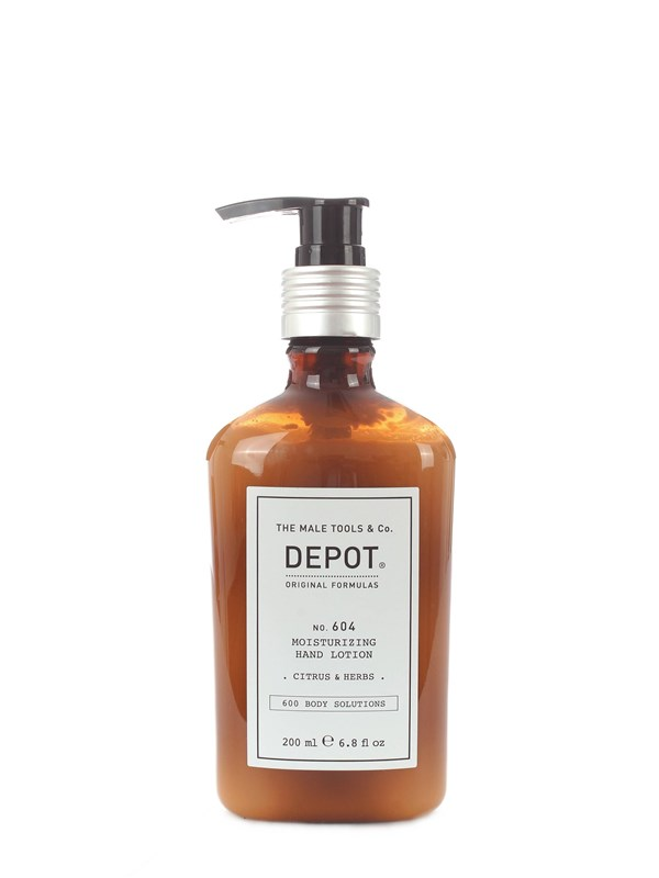 Depot Lotion HAND LOTION 604 Beauty And Body Care