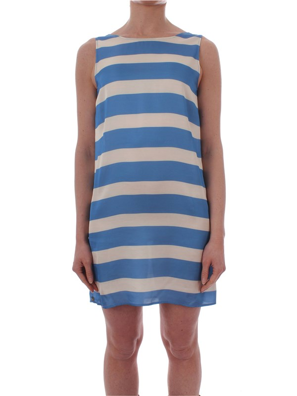 Manila Grace Dress A177VI Woman