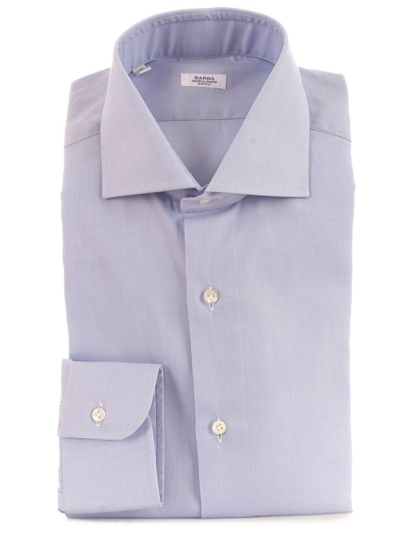 Barba Shirt U132570103U Man