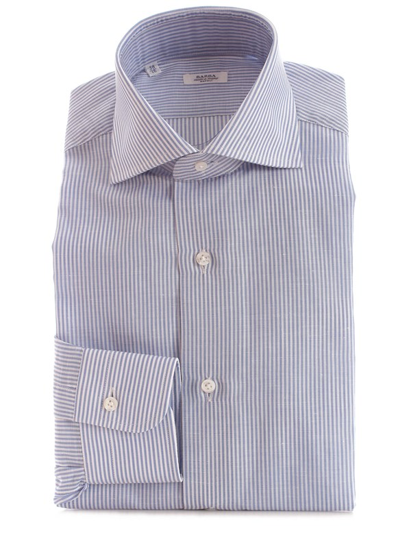 Barba Shirt U132572002U Man