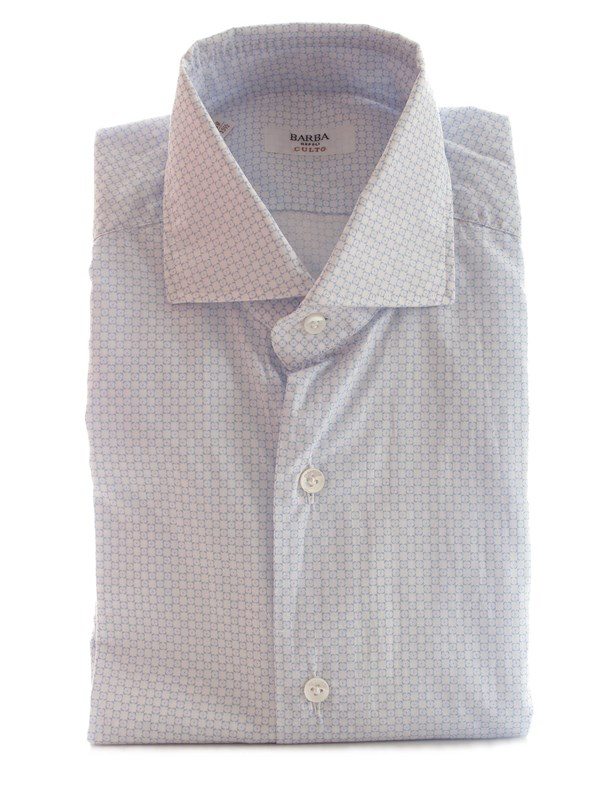 Barba Shirt U13H582801U Man