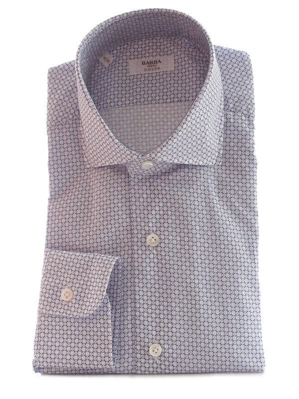 Barba Shirt U13H582805U Man