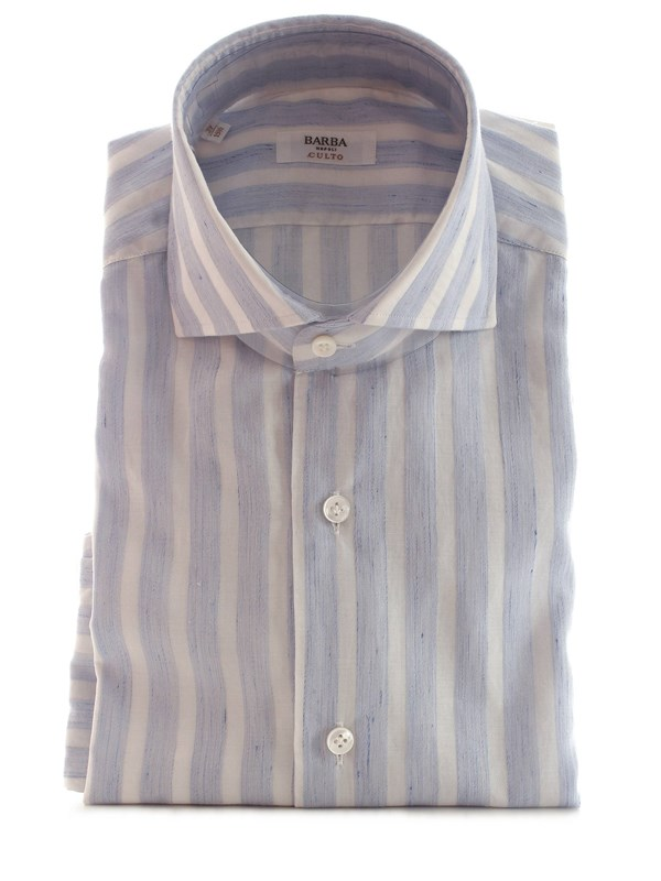 Barba Shirt U13H584903R Man