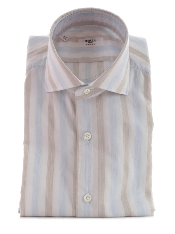 Barba Shirt U13H583203R Man