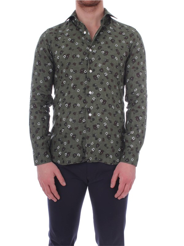 Barba Shirt U136577302S Man
