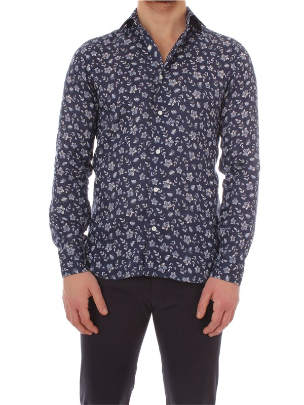 Barba Shirt U136585201U Man