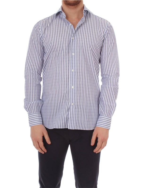 Barba Shirt U136584206U Man
