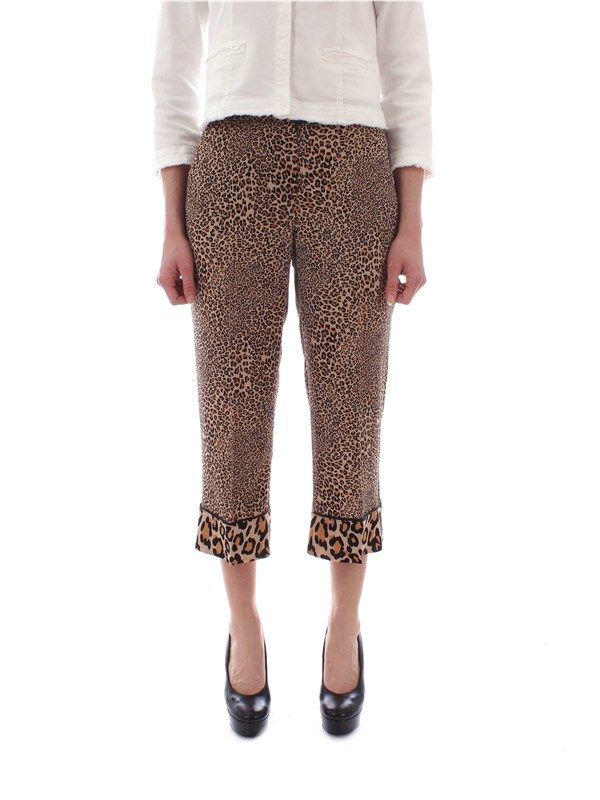Twinset Trousers TP2703 Woman