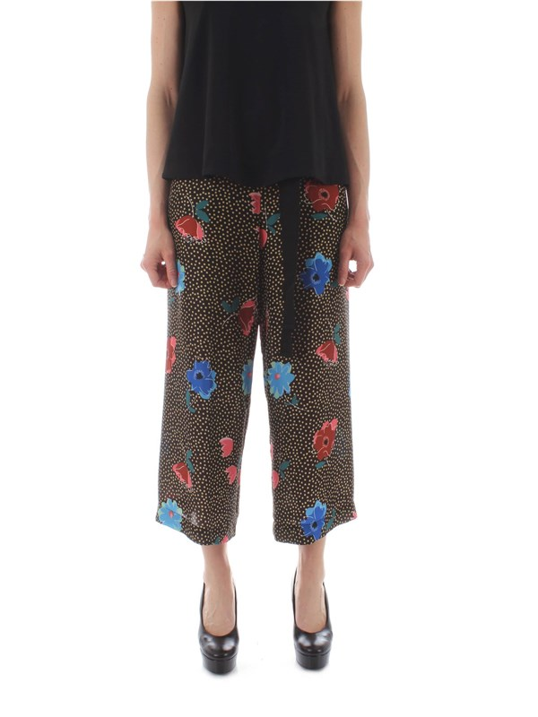 Carla Montanarini Trousers 2631 G43 Woman