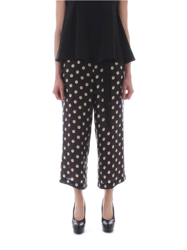 Carla Montanarini Trousers 2631 G44 Woman