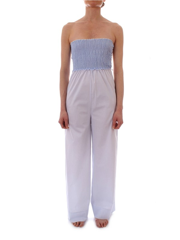 F**k Jumpsuit FK19-G381WH Woman