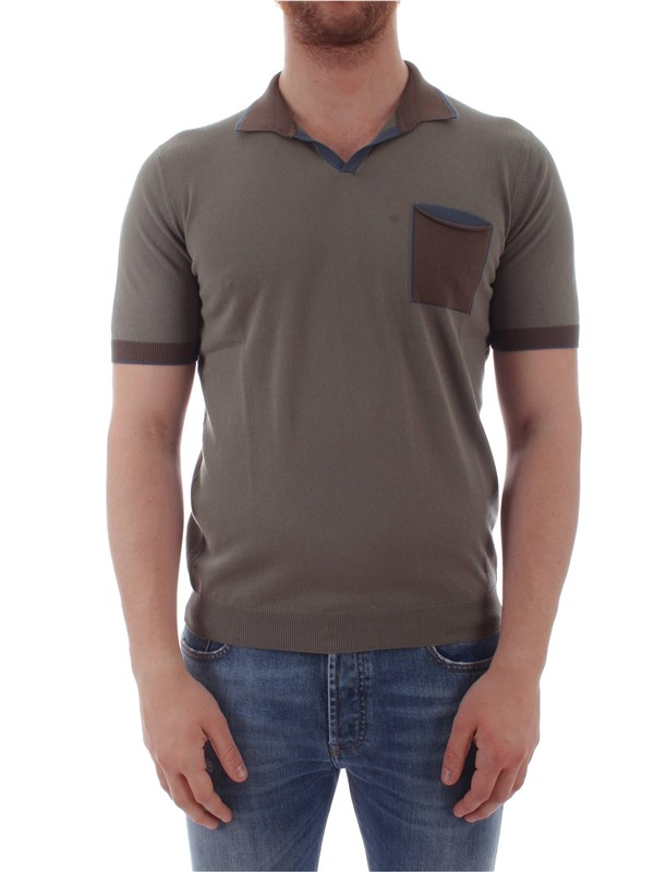Barba Polo shirt 20678 57534 Man