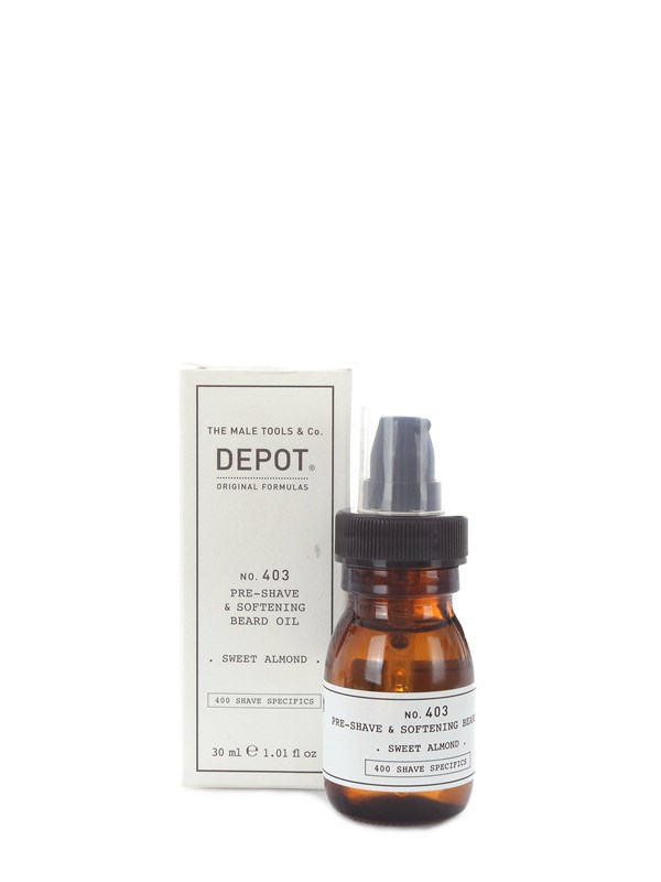 Depot Oil MPSO 010 Beauty And Body Care