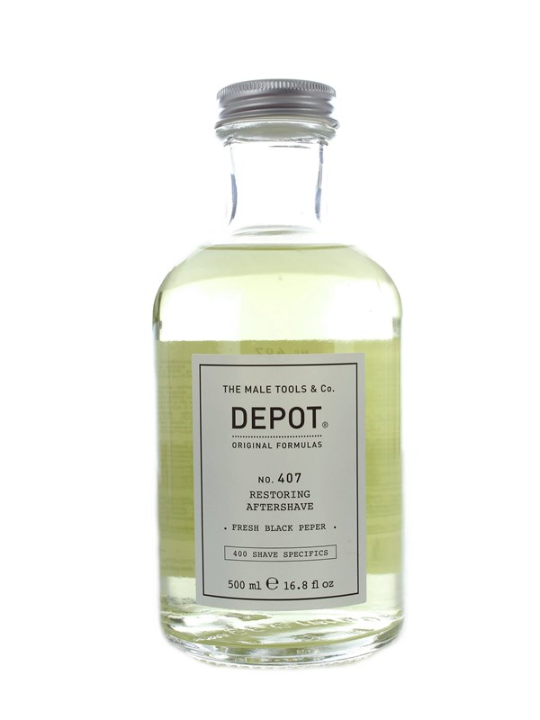 Depot Aftershave MRAS 055 Beauty And Body Care